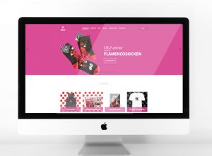 Ninos del parque Onlineshop Design und Produkte