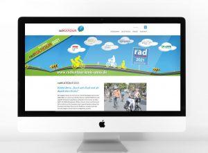 Radkultour Design und Umsetzung Pflege Wartung