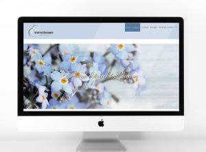 Design und Umsetzung Wordpress Seite